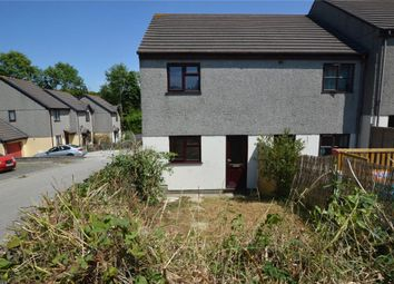 Thumbnail 2 bed end terrace house to rent in Nanpusker Close, Hayle, Cornwall