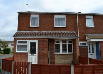 Thumbnail 3 bed end terrace house to rent in Hilton Close, Bloxwich, Walsall