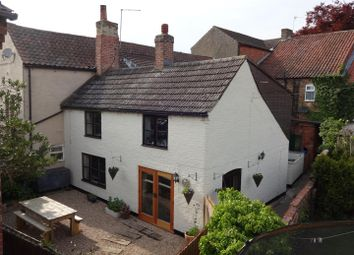 Thumbnail 3 bed cottage for sale in Church Lane, Bardney, Lincoln