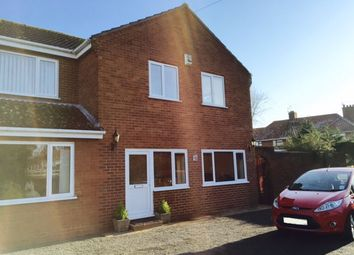 Thumbnail 2 bed end terrace house to rent in School Lane, Hales
