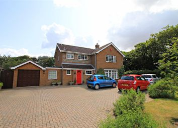 Thumbnail 4 bed detached house for sale in High Street, Mundesley, Norwich