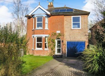 Thumbnail 4 bedroom detached house for sale in Lockerley Green, Lockerley, Romsey