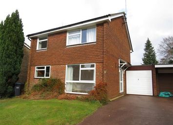 Thumbnail 4 bed property to rent in Woodridge Close, Haywards Heath