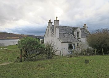 Thumbnail 3 bed cottage for sale in Idrigill, Uig, Portree