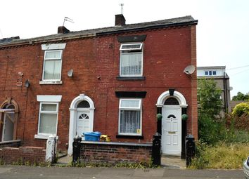 Thumbnail 2 bed terraced house for sale in Dorset Street, Werneth, Oldham