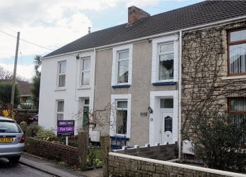 Thumbnail 3 bedroom terraced house for sale in Culfor Road, Loughor