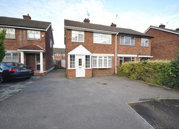 Thumbnail 3 bed property to rent in Berkeley Drive, Hornchurch