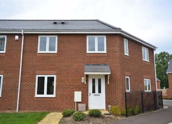 Thumbnail 3 bedroom end terrace house for sale in Dexter Way, Gloucester