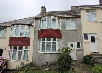 Thumbnail 3 bed terraced house for sale in Congella Road, Torquay