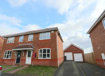 3 bed semi-detached house to rent in Hyacinth Road, Stoke-On-Trent ST4