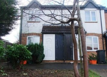 Thumbnail 2 bed property to rent in Lowes Close, Sparcells, Swindon