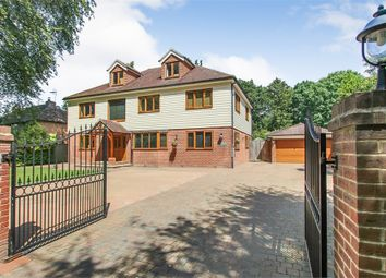 Thumbnail 5 bed detached house for sale in Mill Lane, Felbridge, Surrey