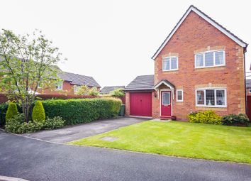 Thumbnail 3 bed detached house to rent in Louie Pollard Crescent, Great Harwood, Blackburn