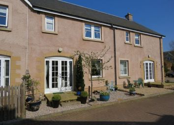 Thumbnail 2 bed terraced house for sale in West Nisbet Steading, Jedburgh