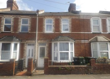 Thumbnail 2 bedroom terraced house for sale in School Road, St. Thomas, Exeter