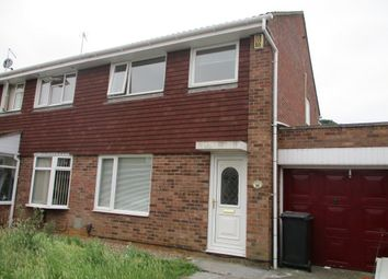 Thumbnail 3 bed property to rent in Beaumont Drive, Northampton