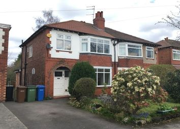 Thumbnail 3 bed property to rent in Charlestown Road East, Stockport