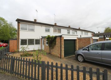 Thumbnail 4 bed end terrace house for sale in Francis Close, Hitchin, Hertfordshire, England