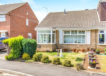 Thumbnail 2 bedroom semi-detached bungalow for sale in Hilderthorpe, Nunthorpe, Middlesbrough