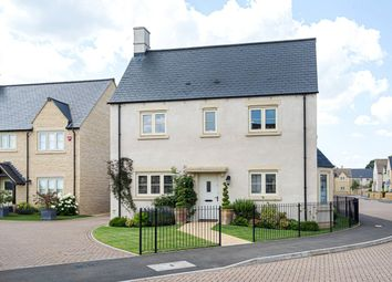 Thumbnail 4 bed detached house for sale in Old Railway Close, Lechlade, Gloucestershire