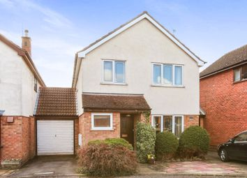Thumbnail 4 bed link-detached house for sale in Longshots Close, Broomfield, Chelmsford