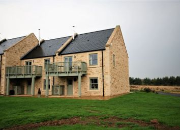 Thumbnail 3 bed cottage for sale in Burgham Park, Felton, Morpeth