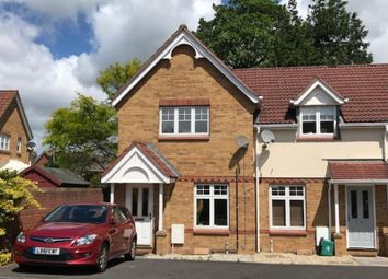Thumbnail 2 bed end terrace house to rent in Eaton Crescent, Taunton, Somerset