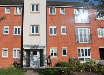 Thumbnail 2 bed flat for sale in Rosneath Close, Parkfields, Wolverhampton