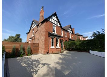 Thumbnail 5 bed semi-detached house for sale in Brook Road, Lymm