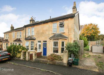Thumbnail 4 bed end terrace house for sale in Vernon Park, Bath