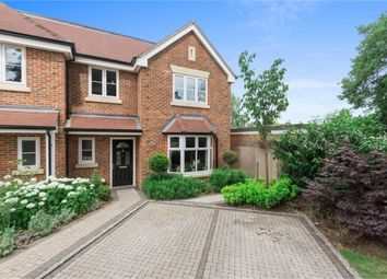 Thumbnail 4 bed semi-detached house for sale in Fox Grove, Walton-On-Thames, Surrey