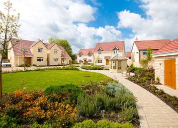 Thumbnail 3 bed detached house for sale in Brookside Drive, Farmborough, Bath