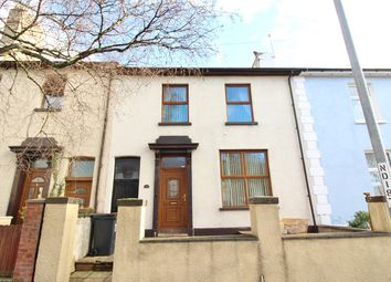 Thumbnail 3 bed terraced house for sale in Victoria Avenue, Newport