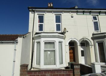 Thumbnail 7 bed end terrace house to rent in Edmund Road, Southsea, Hampshire