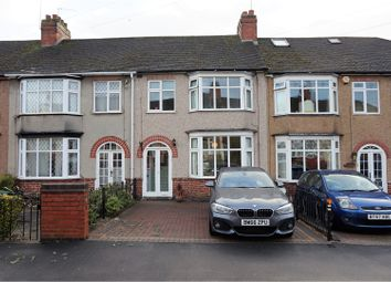 Thumbnail 3 bed terraced house to rent in Hanworth Road, Warwick