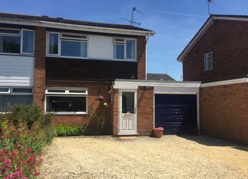 Thumbnail 3 bed semi-detached house for sale in Wessons Road, Bidford-On-Avon, Alcester