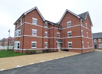 Thumbnail 2 bed flat for sale in Orchid Fields, Kempston