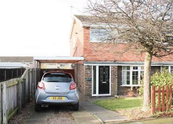 Thumbnail 3 bed semi-detached house for sale in Beech Grove, Brotton, Saltburn-By-The-Sea