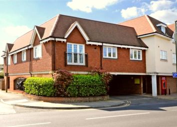 Thumbnail 2 bed flat to rent in Cheam Road, Ewell Village, Epsom