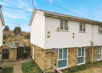 Thumbnail 3 bedroom semi-detached house for sale in Pusey Way, Lane End, High Wycombe