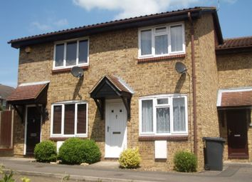 Thumbnail 2 bedroom property to rent in Pytchley Close, Luton