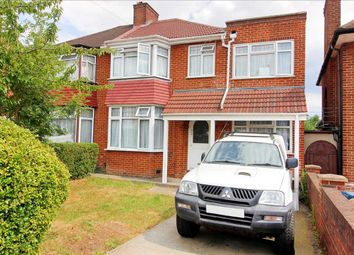 Thumbnail 5 bed semi-detached house to rent in Coldeale Drive, Stanmore