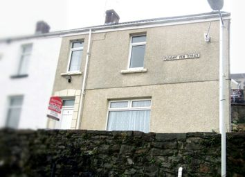 Thumbnail 3 bedroom terraced house for sale in 1 Pleasant View Terrace, North Hill, Swansea