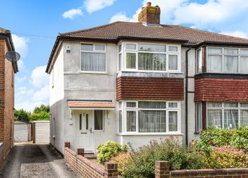 Thumbnail 3 bed semi-detached house for sale in Hamsey Green Gardens, Warlingham