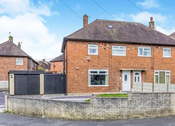 Thumbnail 3 bed semi-detached house for sale in Arundel Way, Sandford Hill, Stoke-On-Trent