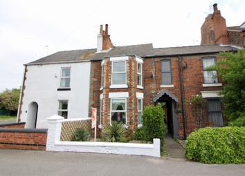 Thumbnail 3 bed terraced house for sale in London Road, Retford
