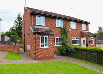 Thumbnail 3 bedroom semi-detached house for sale in Newbould Crescent, Beighton, Sheffield