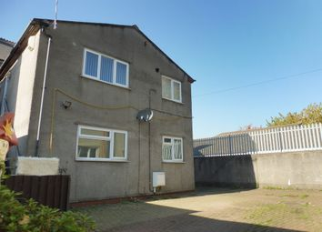 Thumbnail 1 bed flat for sale in Moorland Road, Splott, Cardiff