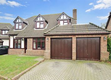 4 bed detached house for sale in Turners Court, West Kingsdown, Sevenoaks, Kent TN15