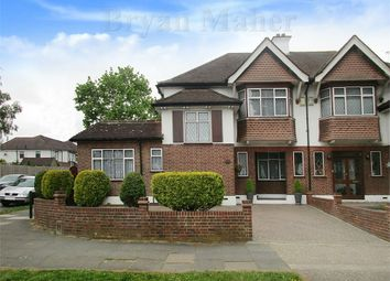 Thumbnail 4 bed semi-detached house for sale in Shaftesbury Avenue, Kenton, Harrow